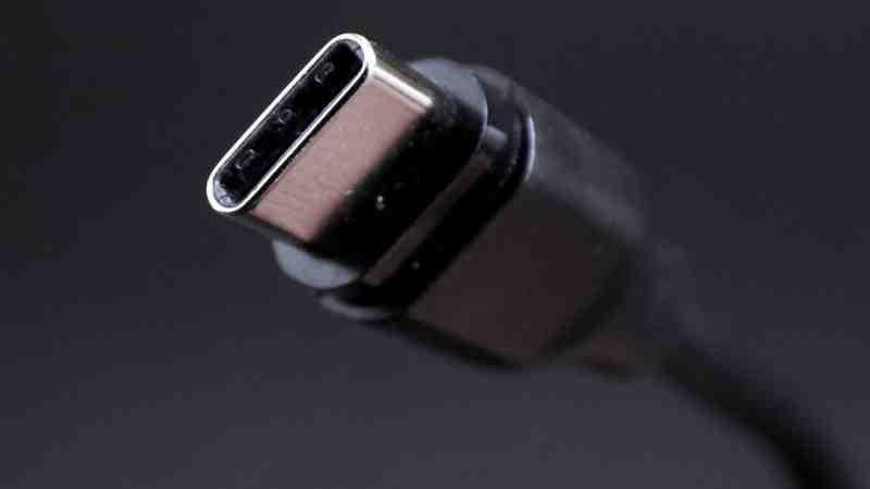 Comment reconnaître USB C ?