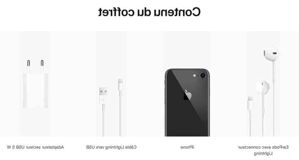 Comment charger iPhone 8 ?