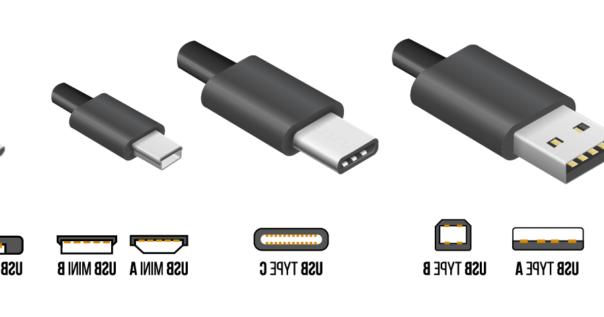 Comment reconnaître USB type-C ?