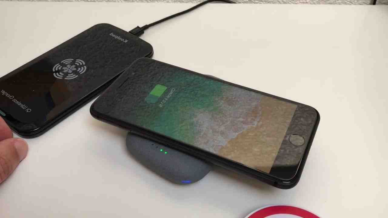 Quel amperage pour charger iPhone ?