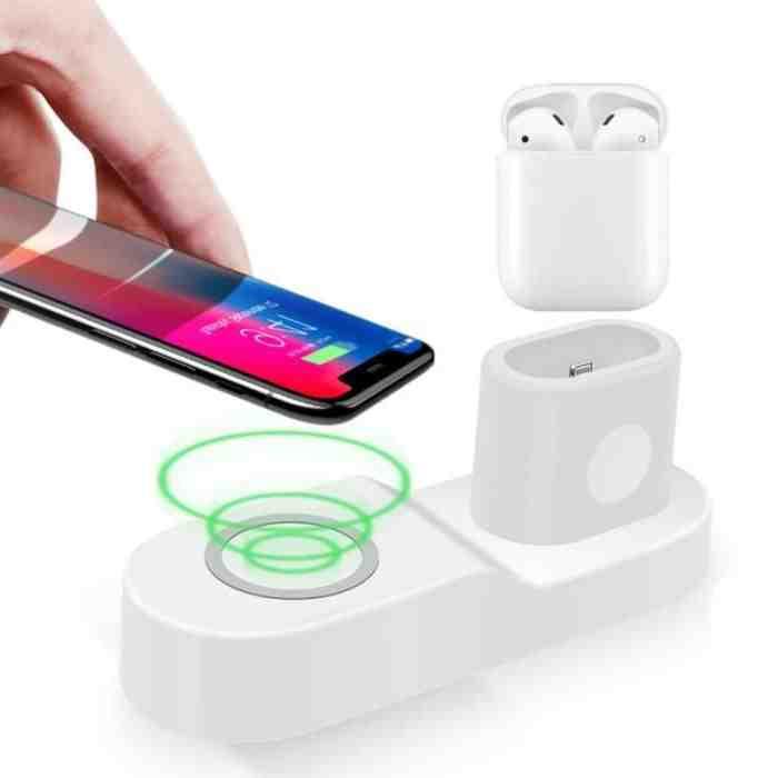 Quel chargeur pour iPhone 8 ?