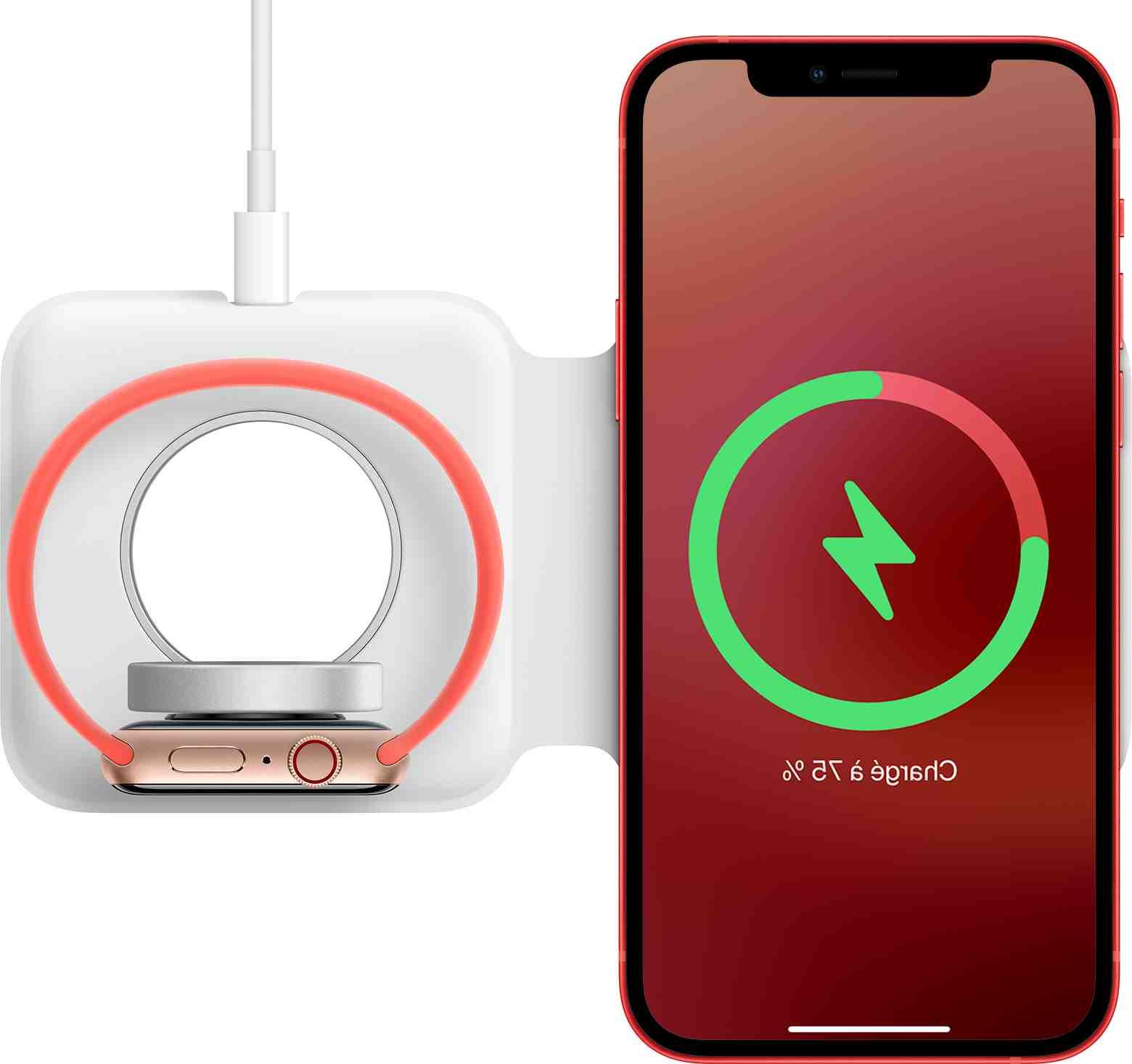 Pourquoi iPhone sans chargeur ?