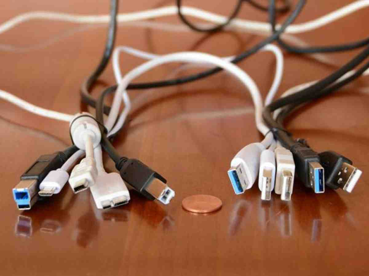 Comment fonctionne port USB ?