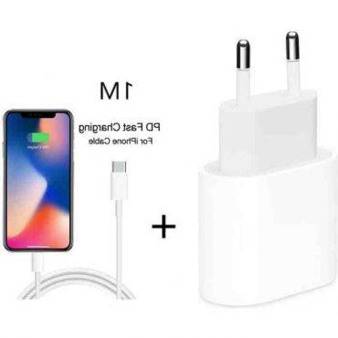 Quel chargeur USB-C pour iPhone 12 ?